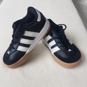 Adidas Toddler Samba Sneakers Size 7